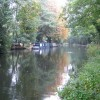 Basingstoke Canal near Frimley Green
