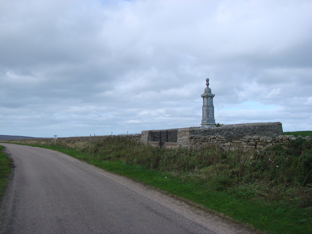 Canisbay War Memorial