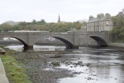 The main road bridge, Wick