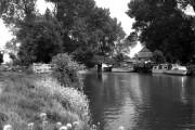 Eaton Footbridge, River Thames