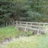 Footbridge over Birley Brook