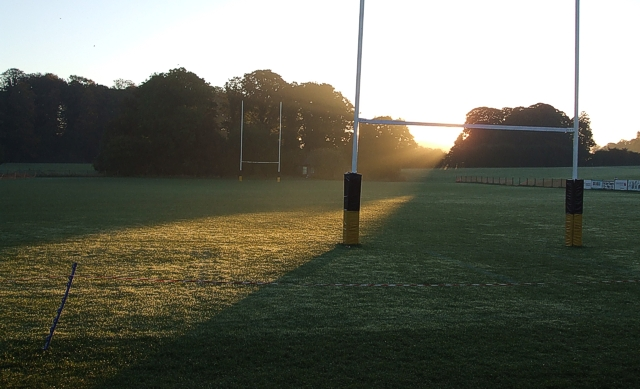 Tring Rugby Ground 7:35am
