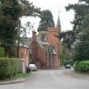The Tower House in Lubenham