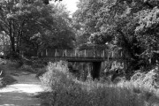 Sheerwater Bridge, Basingstoke Canal