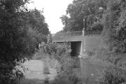 Chertsey Road Bridge, Basingstoke Canal