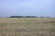Stubble field east of Hilton