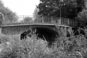 Arthur's Bridge, Basingstoke Canal