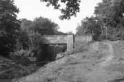Pirbright Bridge and Deepcut Bottom Lock No 15