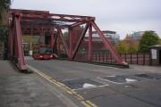 Bascule Bridge, Shadwell