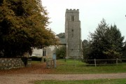 St. Gregory; the parish church of Rendlesham