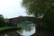 Bridge No 1 - Trent & Mersey Canal - Near Shardlow