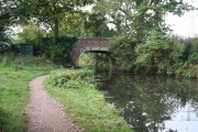 Scotland Bridge, Basingstoke Canal