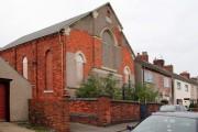 Redundant church building