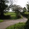 Junction near Bathpool