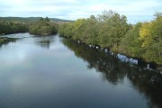 The Spey at  Boat of Garten