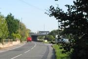M5 crosses B4063