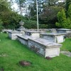 All Saints Church, Grinshill, Graveyard