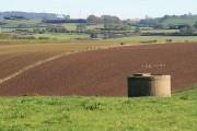 Farmland near Lower Ash