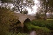 Bridge over River Clun