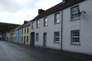 Street in Lack, Co. Fermanagh