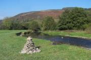 River Teme, Knighton