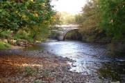 Pontrobert bridge