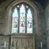 East Window, Dudleston Church