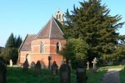 St Matthews Parish Church, Criftins