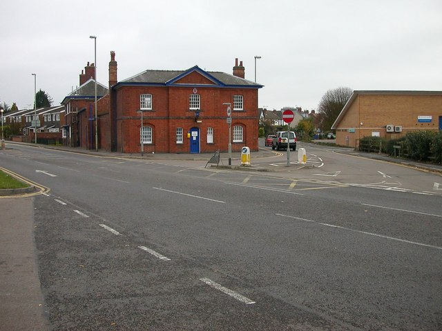 Lutterworth-Police Station