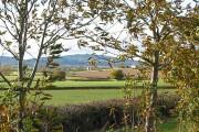 Farmland south of the A40