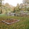 Autumn in the Churchyard of St. John the Baptist's, Kings Caple