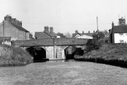 Bridge 151, Malkins Bank, Trent and Mersey Canal