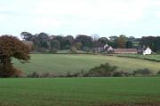 Farmland near Middleton Priors, Shropshire
