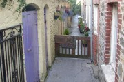 Back Alley, Llanboidy