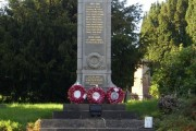 War memorial, Llanboidy