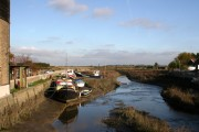 Low Tide at Battlesbridge