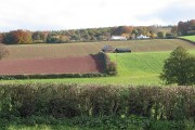 Farmland in Hope Mansell