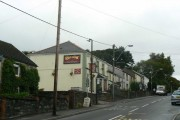 Red Cow Pub in Llwydcoed