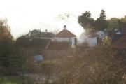 Bonfire in Gringley