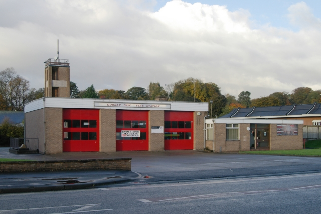 Mold fire station