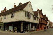 Timber framed Ipswich