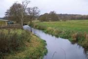 River Roden Near Besford