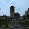 Italianate Church at Hoarwithy