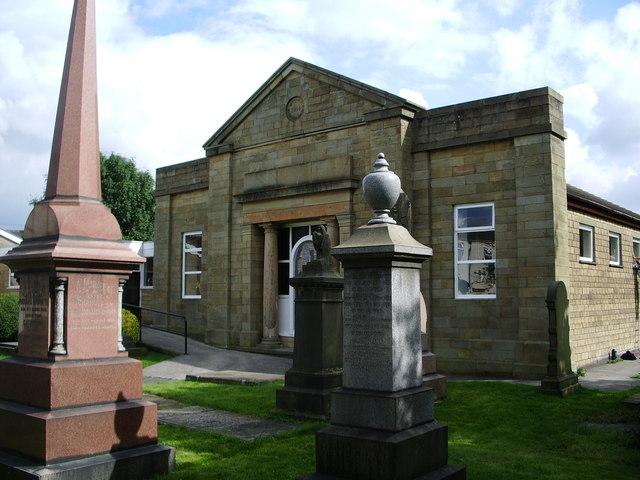 Rhyddings Methodist Church, Oswaldtwistle