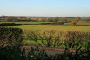 Nottinghamshire Vale of Belvoir countryside