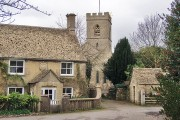 Stonesfield and Church