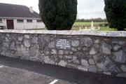 Boundary Wall Plaque