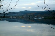 Inveraray across Loch Shira