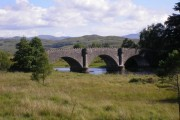 Shiel Bridge near Acharacle