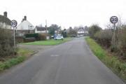 Frolesworth Lane in Claybrooke Magna